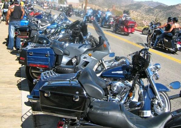 Mardi Gras of motorcycling