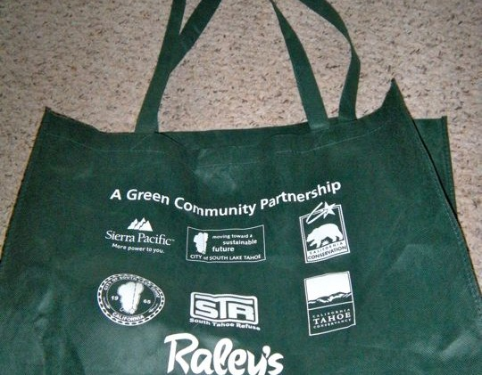 South Tahoe may ban plastic bags