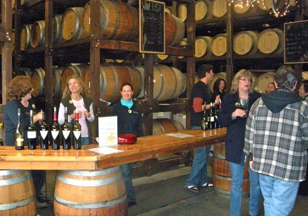 Stamp of approval for annual wine Passport Weekend