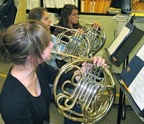 Annual Tuba Christmas Concert in December