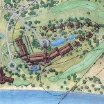 Edgewood Companies wants to build lodging on the golf course.