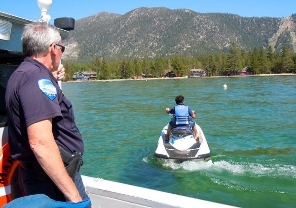 Officers to ratchet up boat patrols at Tahoe