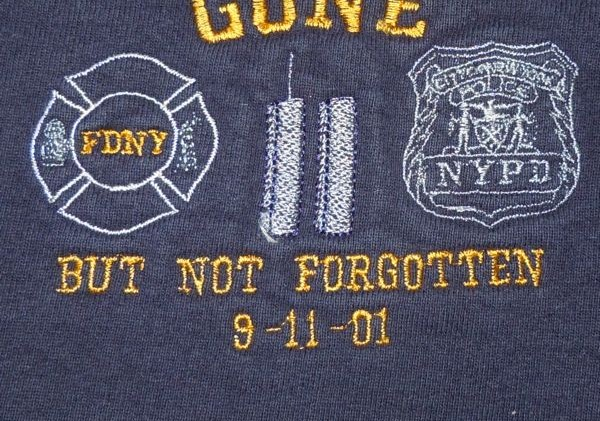 9/11: A generation loses its innocence in a N.Y. minute