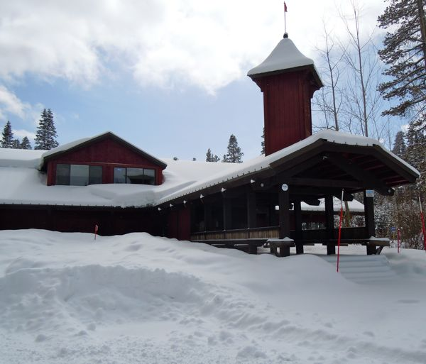 Denver News Echo Lake: Old Ski Lodge Set To Open On Top Of Echo SummitLake Tahoe News
