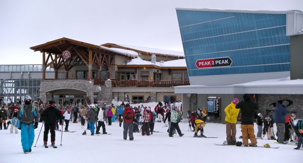 Vail Resorts on Aug. 8 announced its purchase of Whistler Blackcomb ski resort in Canada. Photo/LTN file
