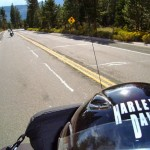 Novice Harley rider overcomes jitters in the mountains