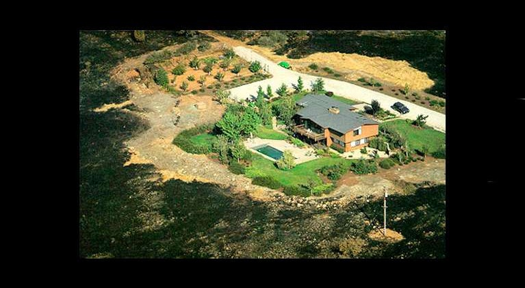 Defensible space critical for wildfire prevention