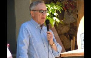 Sen. Harry Reid says compromise is elusive in Washington. Photo/LTN file