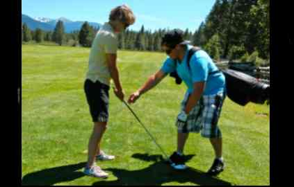 Golf tournament benefits Truckee High athletes
