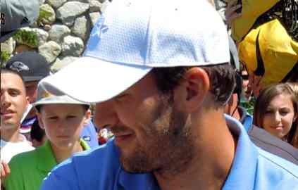 Romo — From Tahoe to the pro golf circuit?