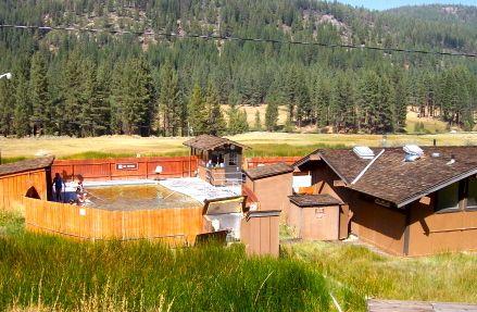 Volunteer to help improve Grover Hot Springs Park