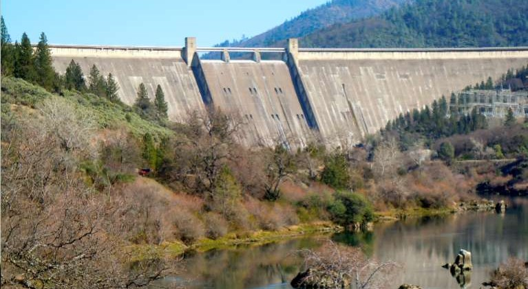 Hydroelectric power poised for comeback in Calif.