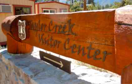 USFS to upgrade Taylor Creek area