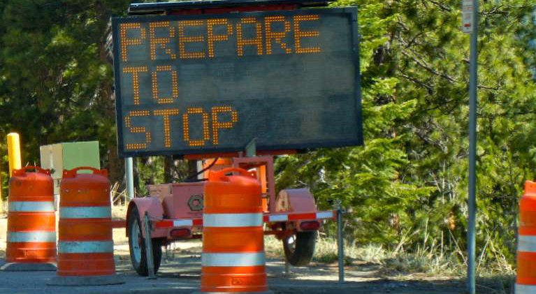 Hwy. 28 construction to impact drivers