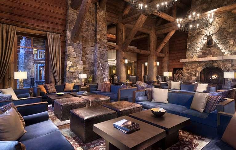 Millennials Want Modern Less Rustic Ski Lodges Lake