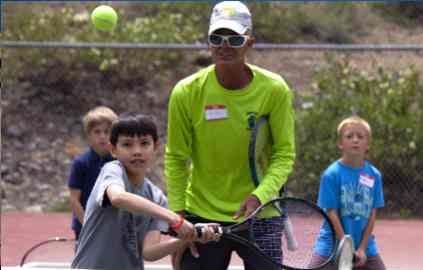 ZCTC offering youth tennis instruction