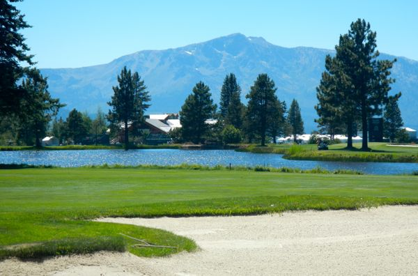 Edgewood Tahoe has been home to the ACC golf tournament all 25 years. Photos/LTN file