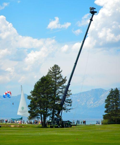 Celebrity golf tournament tahoe