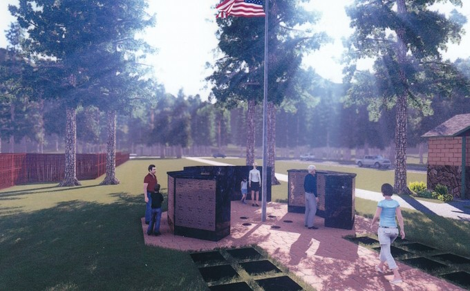 S. Lake cemetery to honor military, public safety