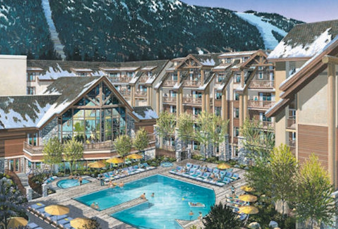 Hotel Component Of Chateau In Design Phase Lake Tahoe Newslake Tahoe News