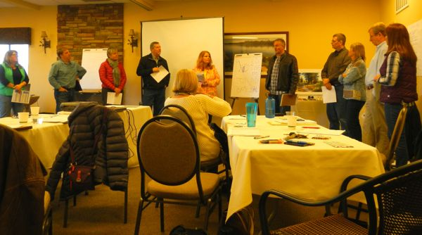 S. Tahoe officials strategize about the future