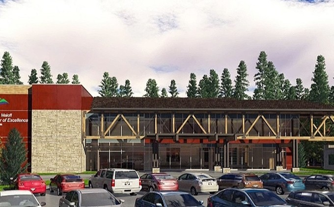 Details of Maloff center at Barton subject of talk