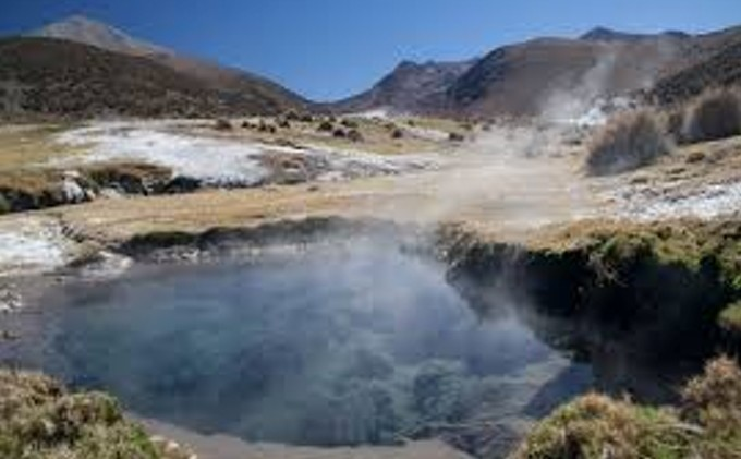 Nevada a hotbed for geothermal activity