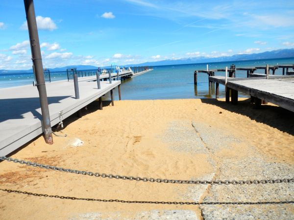 Tahoe piers-drought: Camp Rich