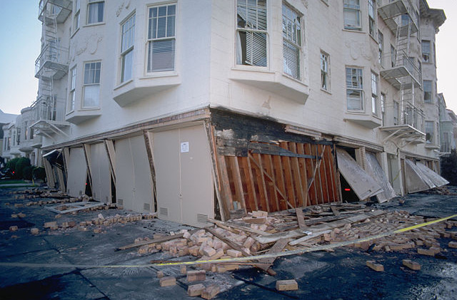 Study: The Big One could trigger series of large quakes