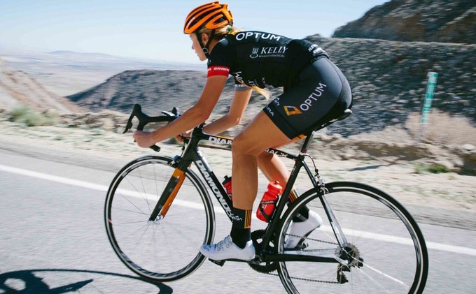 Women cyclists to roll into Tahoe in a big way