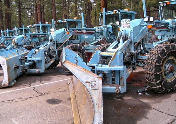 S. Tahoe's aging snow removal fleet a concern