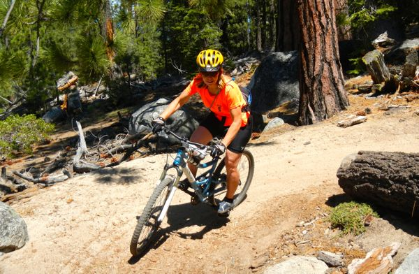 Sidewinder puts a twist into Tahoe cycling