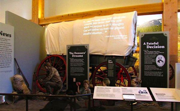 Donner Museum captures region's history