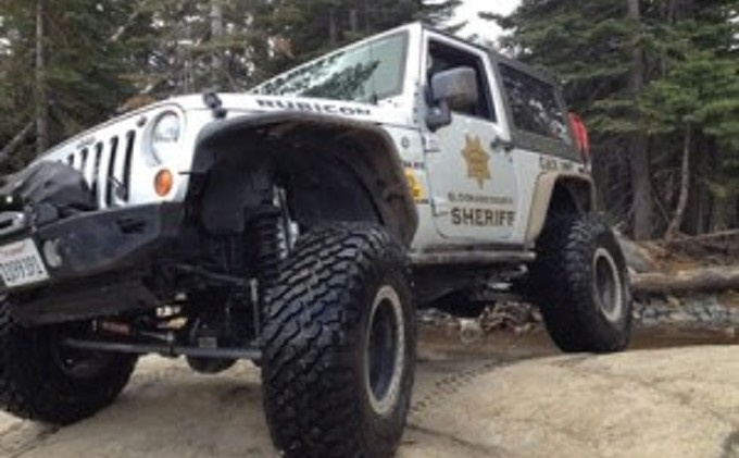EDSO regularly patrolling Rubicon Trail