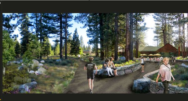 The Tahoe Valley Area Plan has passed the regulatory hurdles and now awaits investors to transform the area along with the city creating a green belt.