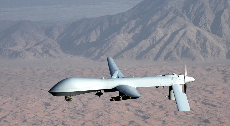 Nev. developing global renown for drone research