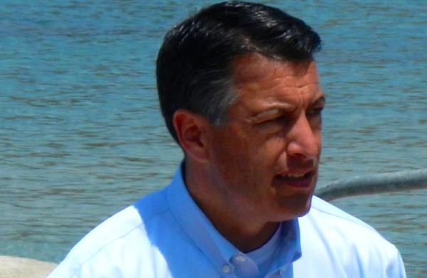 Sandoval report card: Progress made, work to be done