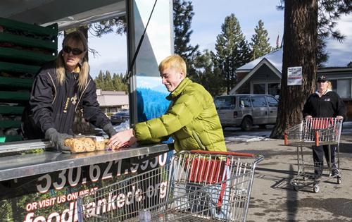 South Lake Tahoe Food Bank