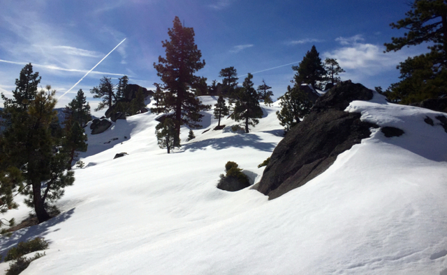 What goes into a 10,000 foot day in the backcountry?