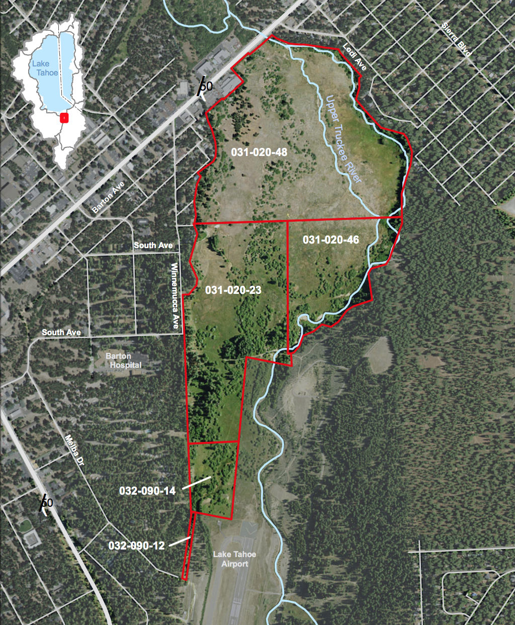 The Johnson Meadows parcel will soon be owned by the Tahoe Resource Conservation District.