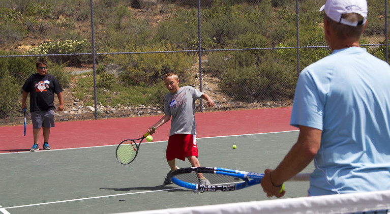 After school tennis available for kids at ZCTC