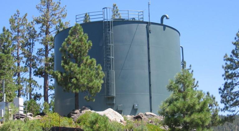 Tahoe water district sues Douglas County