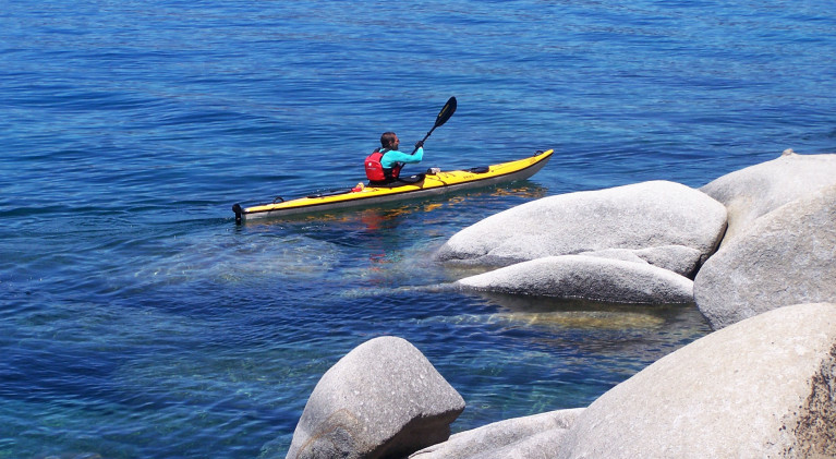 Tahoe's rising water temp concerns scientists