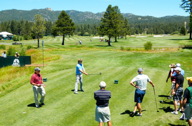 Athletes-stars commit to Tahoe's celebrity golf event