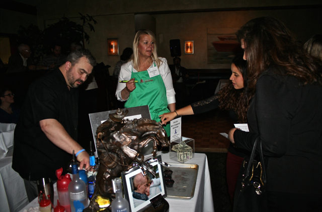 Non-alcoholic drinks part of cocktail fundraiser