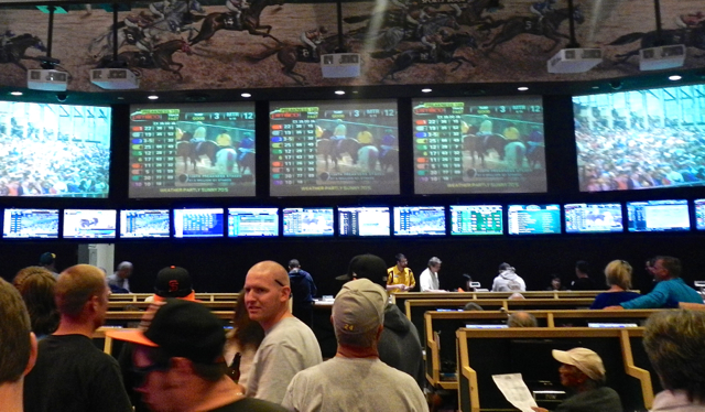 Nev. OKs pari-mutuel betting on nontraditional events