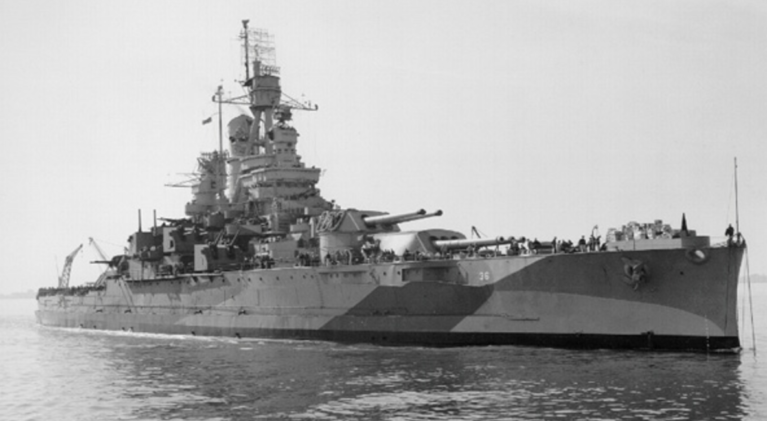 USS Nevada, crew honored anew for Pearl Harbor exploits