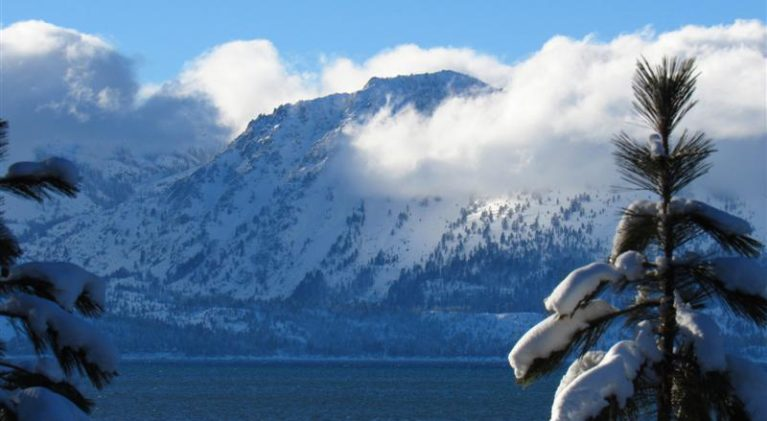Tahoe-Truckee digs out before next big dump