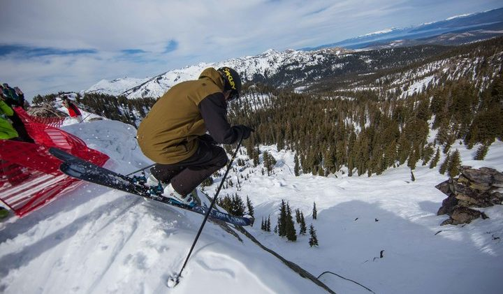 Sierra's Huck Cup a qualifier for Freeride Tour