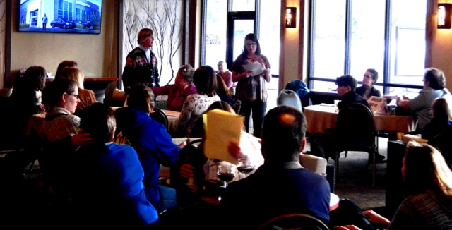 Tahoe Democrats taking action locally, beyond
